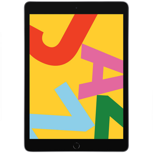 "Apple iPad 7 128GB (10.2"", Wi-Fi, Gris Espacial) MW6E2LZ/A - 1"