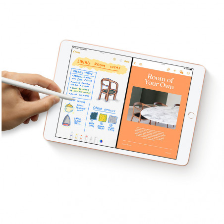 "Apple iPad 7 128GB (10.2"", Wi-Fi, Gris Espacial) MW6E2LZ/A - 5"