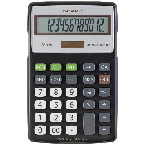 Calculadora Sharp 12-digit...