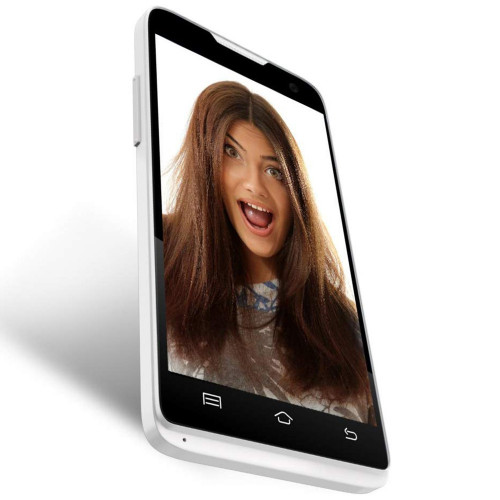 Smartphone Sky Divices 4.5D Blanco Anatel 45DWH21 - 2