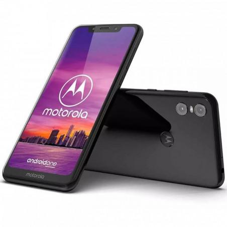 Smartphone Motorola Moto One XT-1941-5 1 SIM 64GB Negro - 7