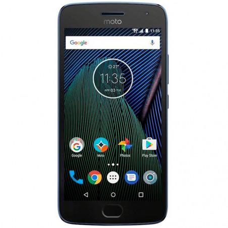 Smartphone Motorola Moto G5 Plus XT-1680 32GB 1 SIM Gris - 1