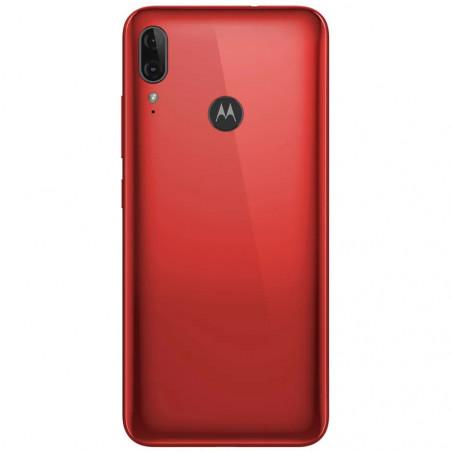 Smartphone Motorola Moto E6+ XT-2025-1 Duos 32GB Cherrry Rojo - 4