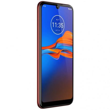 Smartphone Motorola Moto E6+ XT-2025-1 Duos 32GB Cherrry Rojo - 3
