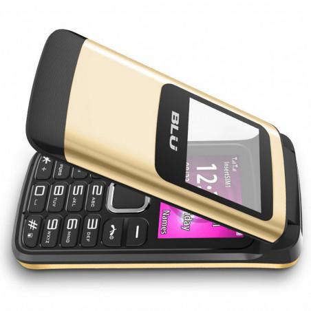 Celular Blu Zoey Flex Z131 Duos 32MB Dorado - 6