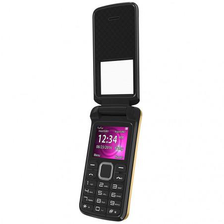 Celular Blu Zoey Flex Z131 Duos 32MB Dorado - 8