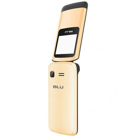 Celular Blu Zoey Flex Z131 Duos 32MB Dorado - 9