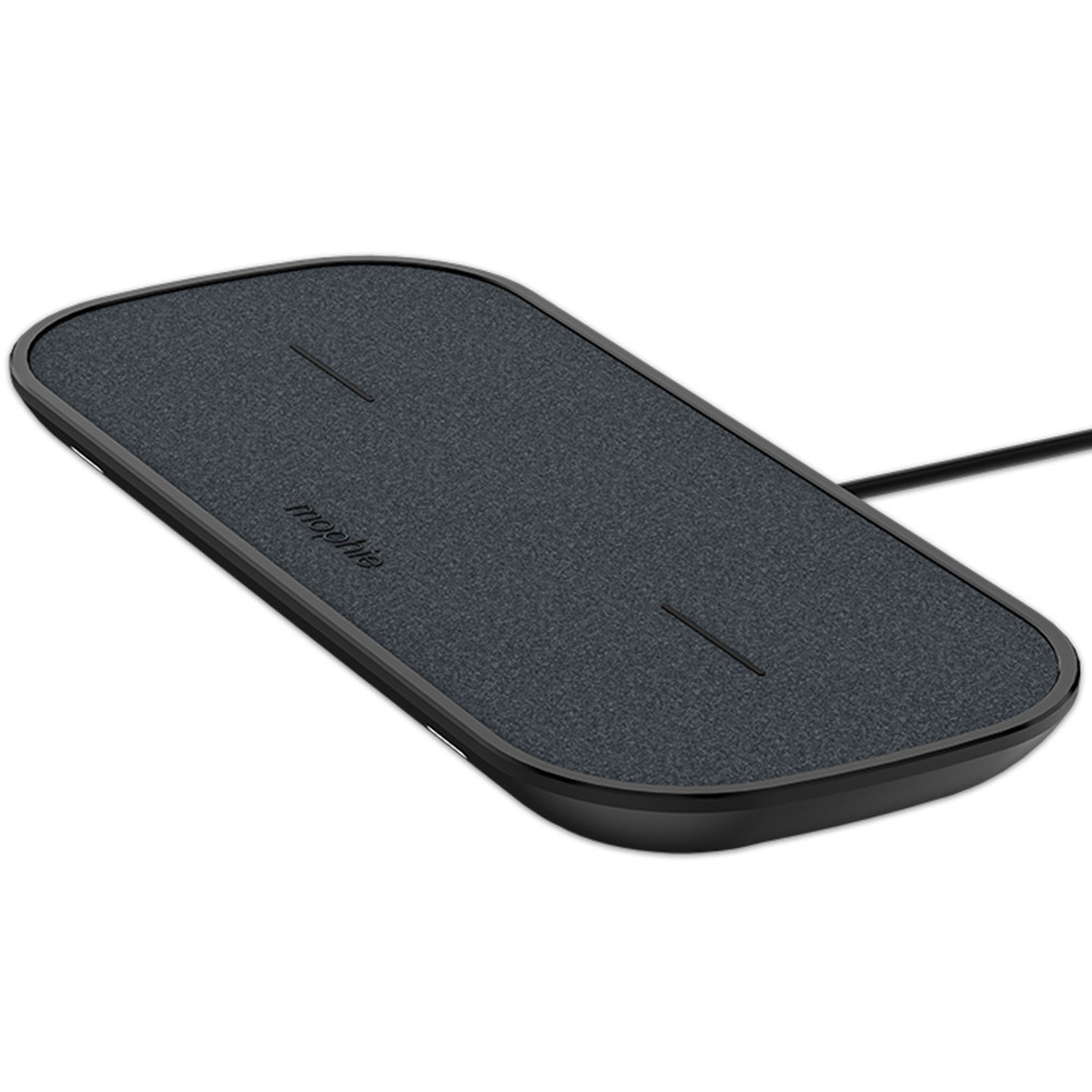 Carregador Wireless Mophie Dual Universal 409903633 - 1