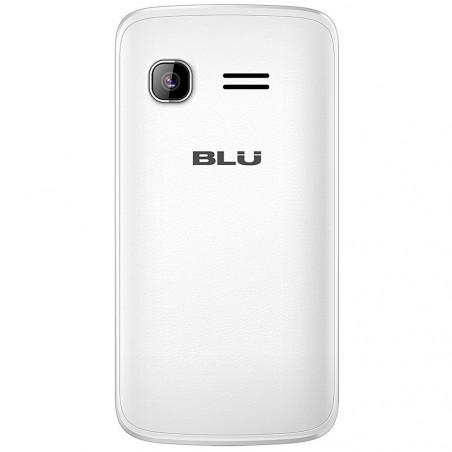Celular Blu Zoey Z170L 3G Duos 124MB Duos Blanco - 2