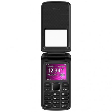 Celular Blu Zoey Z170L 3G Duos 124MB Duos Blanco - 3