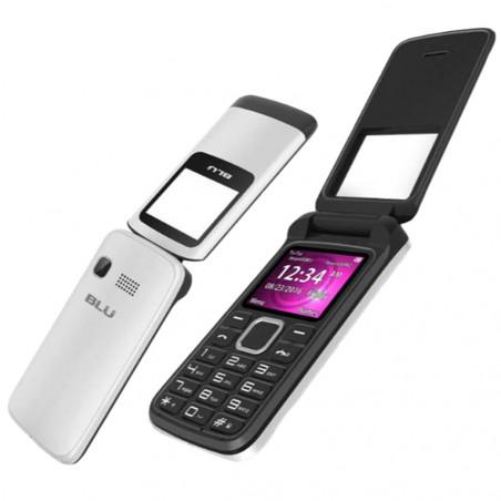 Celular Blu Zoey Z170L 3G Duos 124MB Duos Blanco - 5
