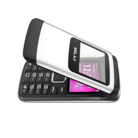 Celular Blu Zoey Z170L 3G Duos 124MB Duos Blanco - 6