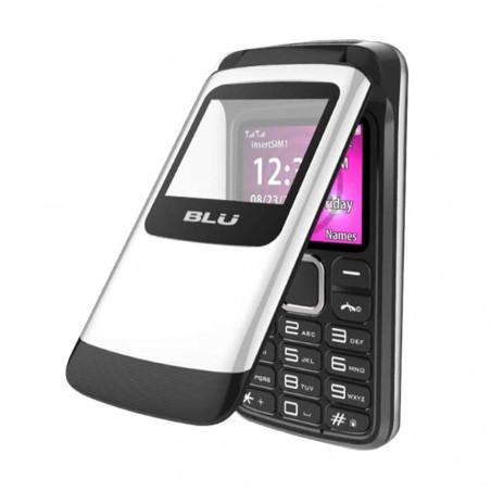 Celular Blu Zoey Z170L 3G Duos 124MB Duos Blanco - 7