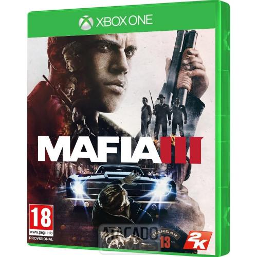 Juego Xbox One Mafia III