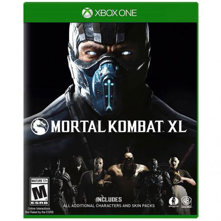 Juego Xbox One Mortal Kombat XL - 1