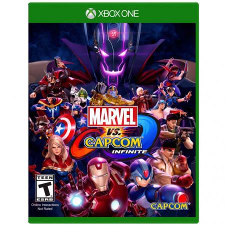 Juego Xbox One Marvel Vs Capcom Infinite - 1