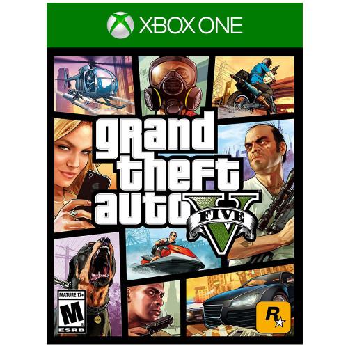 Juego Xbox One Gta V