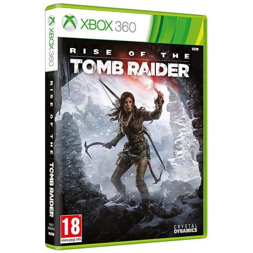 Jogo Xbox 360 Tomb Raider...