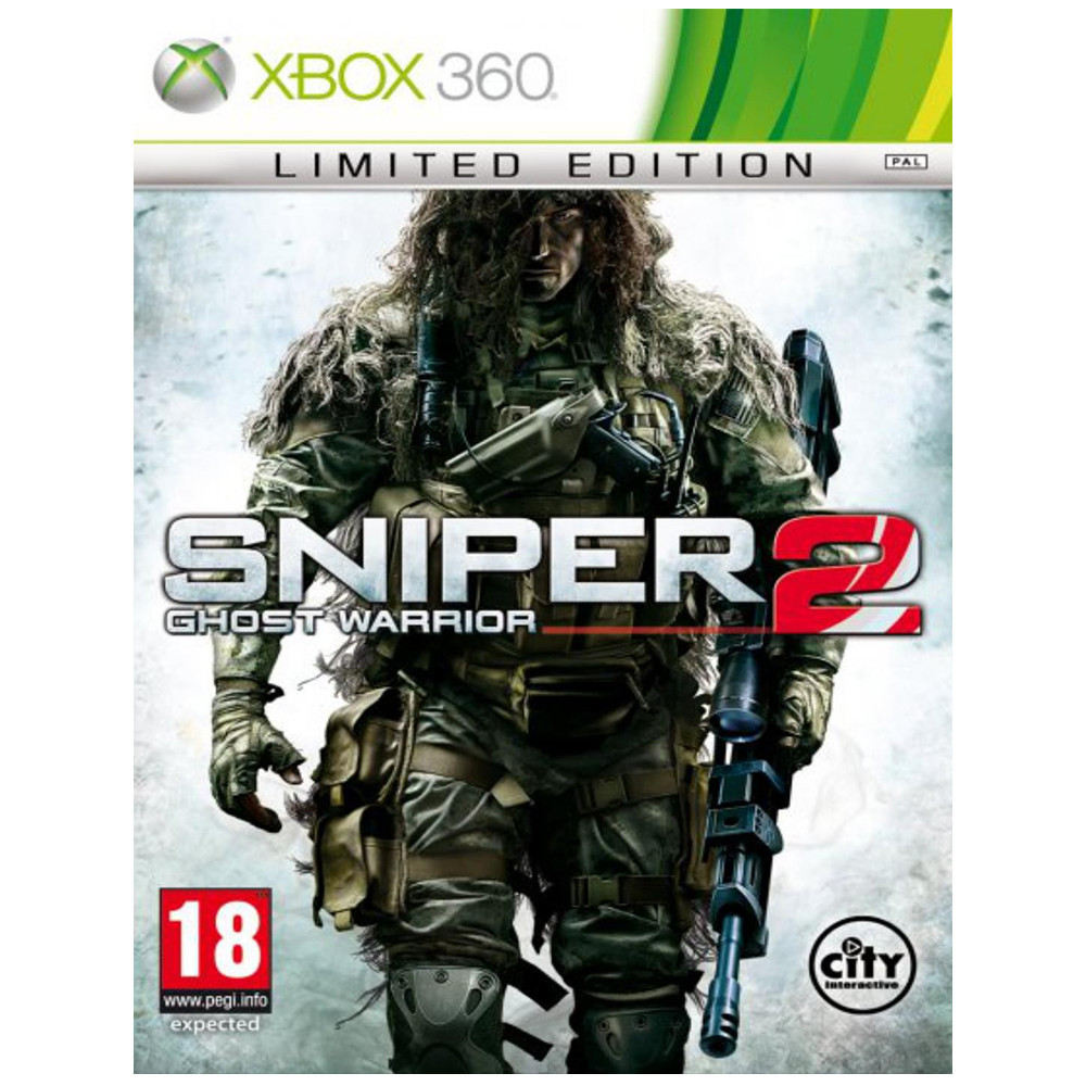 Juego Xbox 360 Sniper Ghost Warrior 2 Limit Edition - 1