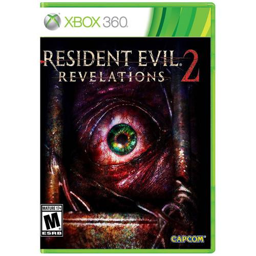 Jogo Xbox 360 Resident Evil...