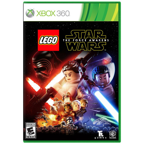 Jogo Xbox 360 Lego Star...