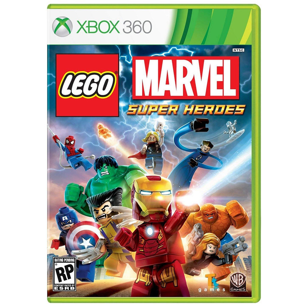Juego Xbox 360 Lego Marvel Super Heroes - 1