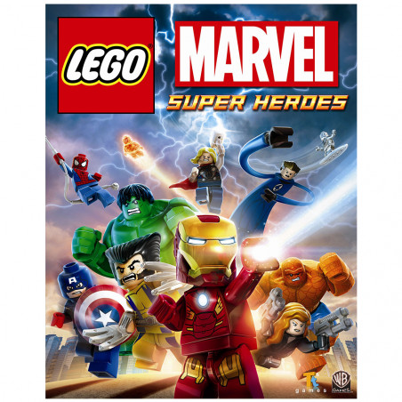 Juego Xbox 360 Lego Marvel Super Heroes - 2