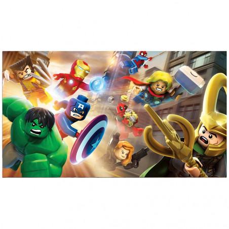 Juego Xbox 360 Lego Marvel Super Heroes - 5