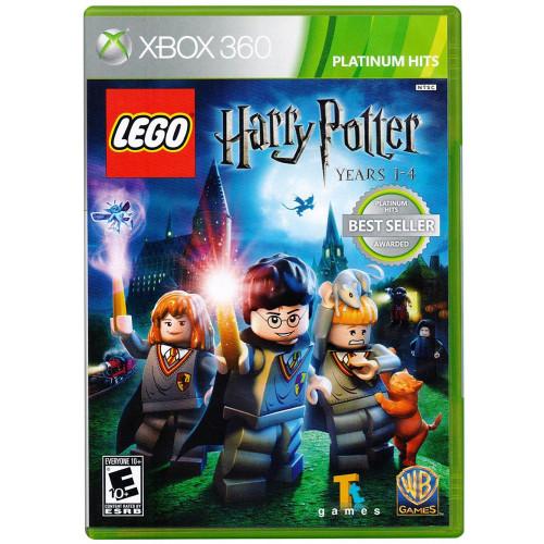 Juego Xbox 360 Lego Harry...