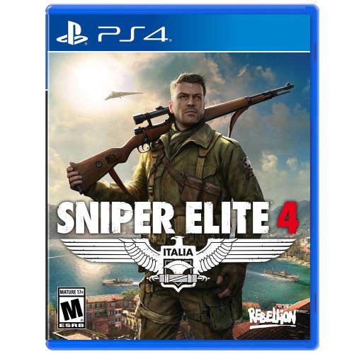Juego Playstation 4 Sniper...