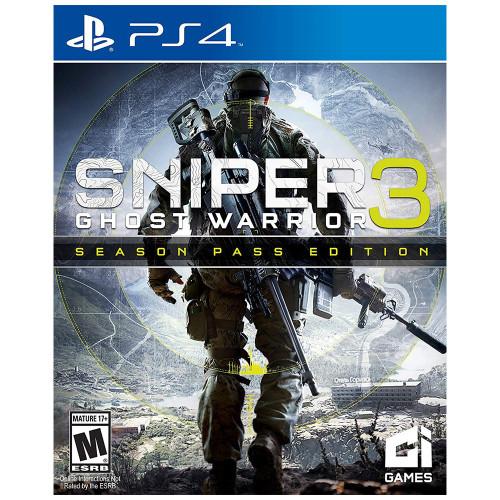Jogo Playstation 4 Sniper...