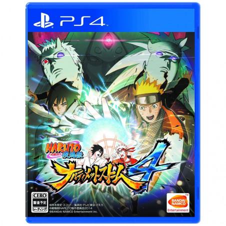 Juego Playstation 4 Naruto Shippuden Ultimate Ninja Storm - 1