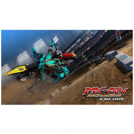 Juego Playstation 4 MX Vs ATV Supercross - 2