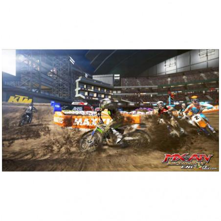 Juego Playstation 4 MX Vs ATV Supercross - 6