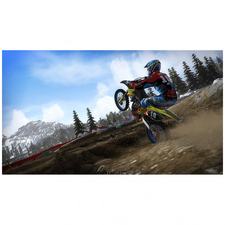 Juego Playstation 4 MX Vs ATV Supercross - 9