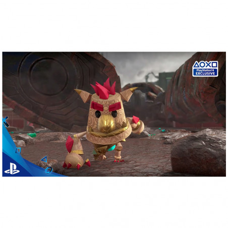 Juego Playstation 4 Knack New - 3