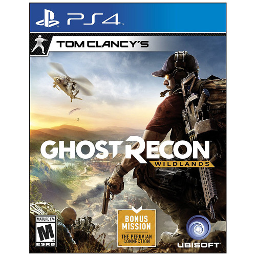 Juego Playstation 4 Ghost...