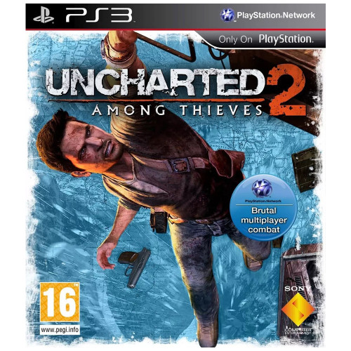Juego Playstation 3 Uncharted 2 Among Thieves - 1