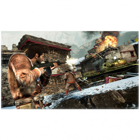 Juego Playstation 3 Uncharted 2 Among Thieves - 2