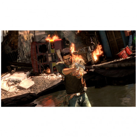 Juego Playstation 3 Uncharted 2 Among Thieves - 3