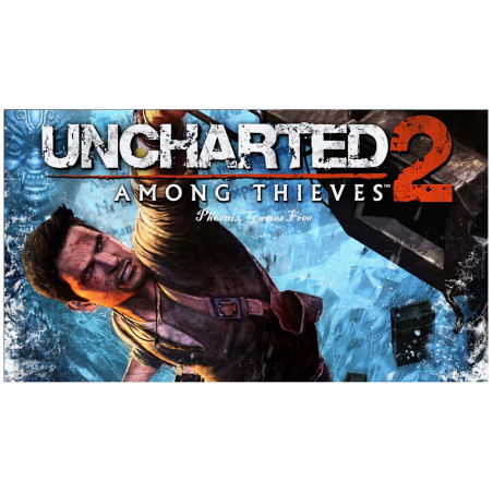 Juego Playstation 3 Uncharted 2 Among Thieves - 5
