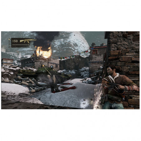 Juego Playstation 3 Uncharted 2 Among Thieves - 6