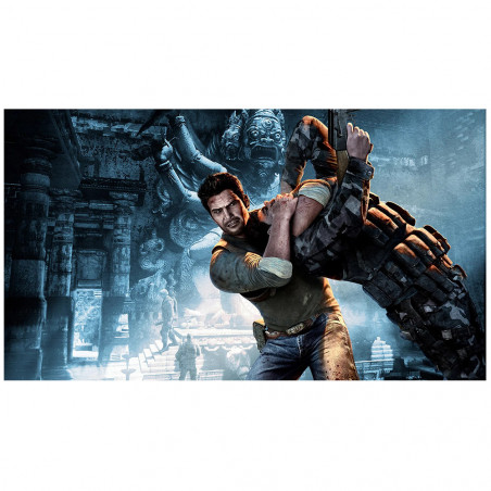 Juego Playstation 3 Uncharted 2 Among Thieves - 7