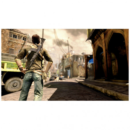 Juego Playstation 3 Uncharted 2 Among Thieves - 8