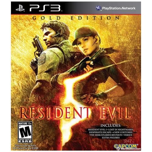 Jogo Playstation 3 Resident...