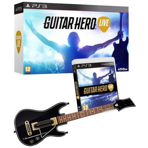 Juego Playstation 3 Guitar...
