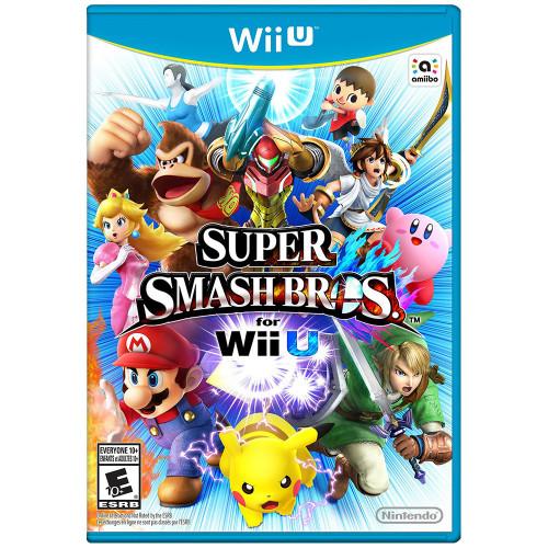 Juego Nintendo Wii U Super...
