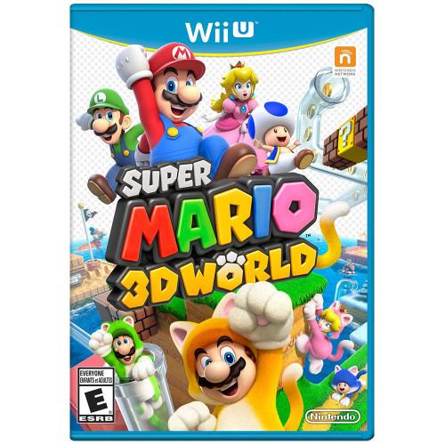 Jogo Nintendo Wii U Super...