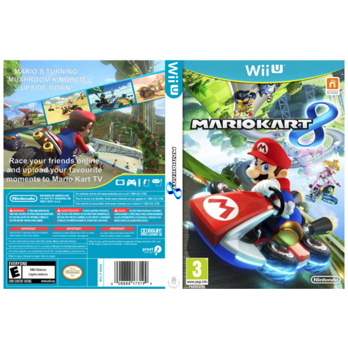 Jogo Nintendo Wii U Mario...