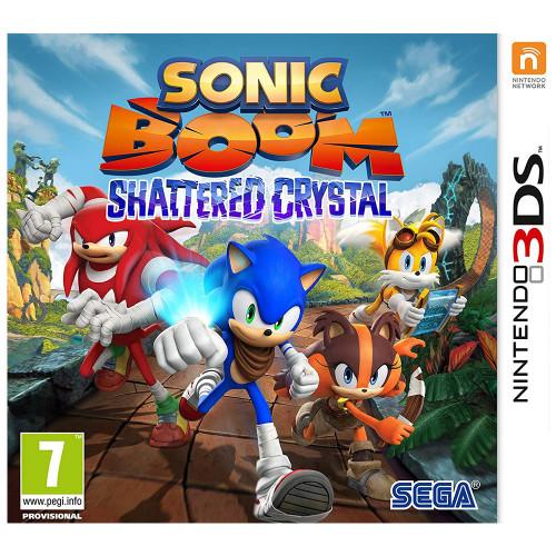 Juego Nintendo 3DS Sonic...